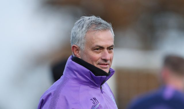 Jose Mourinho: Tottenham head coach promises 'passion' and insists he 'could not be happier'