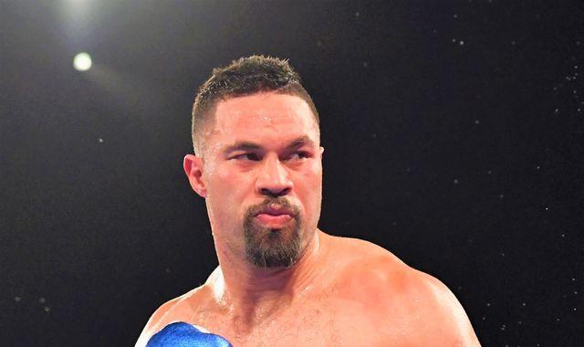 Joseph Parker awaits final decision on Derek Chisora fight