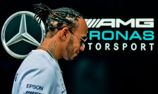 Lewis Hamilton doesn't expect F1 2021 move from Mercedes