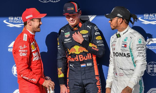 Max Verstappen, Sebastian Vettel, Lewis Hamilton fight headlines Brazilian GP