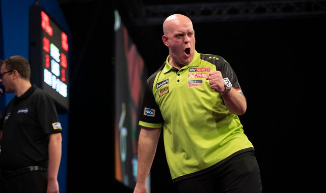PDC World Championship: Colin Lloyd's talking points