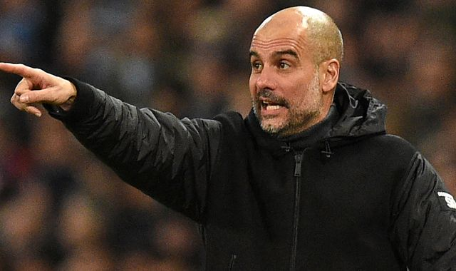 Pep Guardiola delighted with Man City fitness as Premier League nears potential return