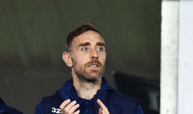 Richard Keogh appeals Derby's decision to terminate his contract