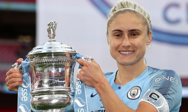 Women's FA Cup: Manchester City to face fourth-tier Ipswich in fifth round