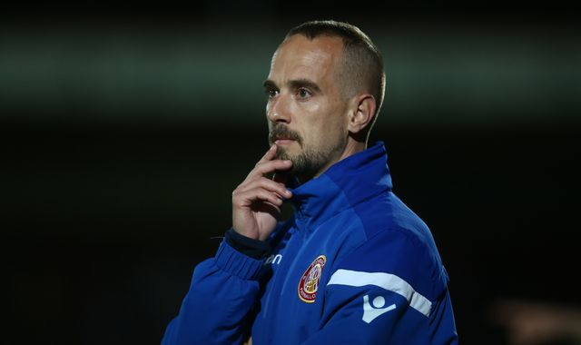 Mark Sampson charged for alleged racist abuse by FA despite Stevenage investigation