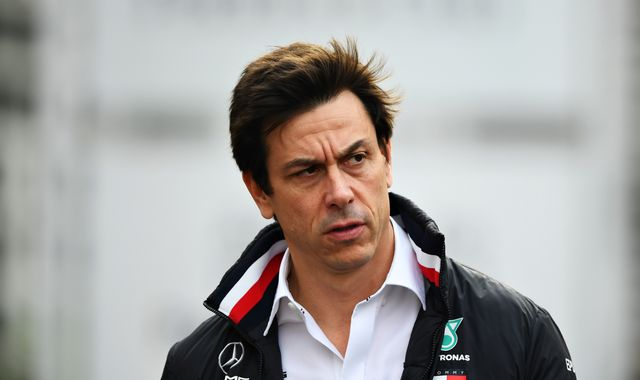 Mercedes boss Toto Wolff to miss Brazilian GP following title triumph