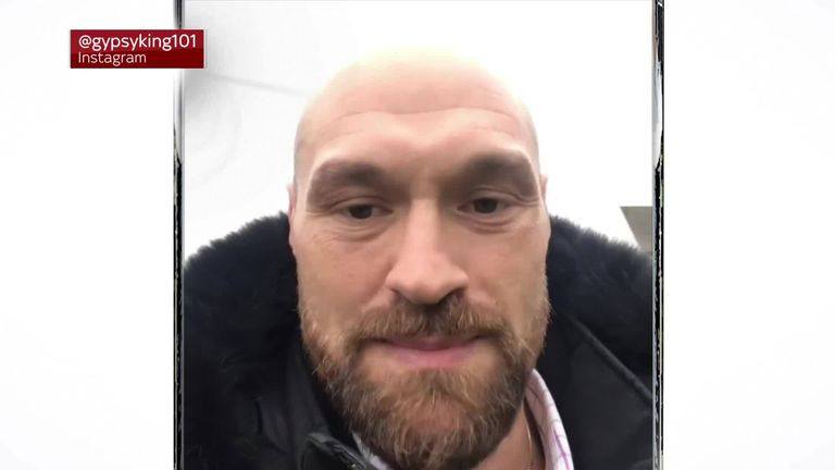 Tyson Fury Announced for Multiple WWE Appearances This Week