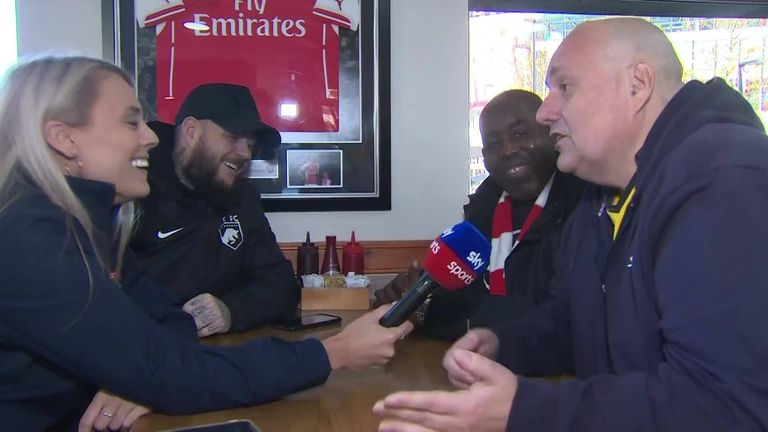 Arsenal supporters from AFTV have their say on who should succeed Emery as manager