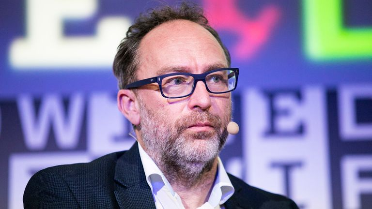 Wikipedia founder Jimmy Wales signed the letter