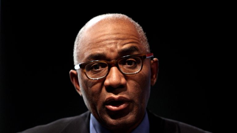 Broadcaster Trevor Phillips, who is chair of the Equality and Human Right Commission is part of the group