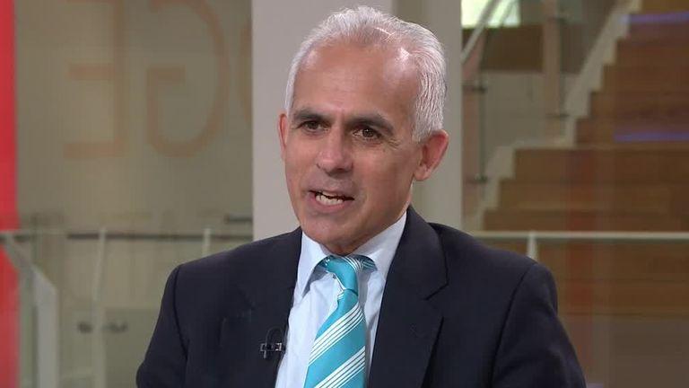 Brexit MEP Ben Habib
