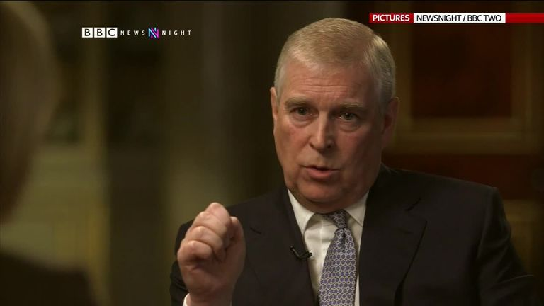 KPMG not renewing sponsorship of Prince Andrew's scheme