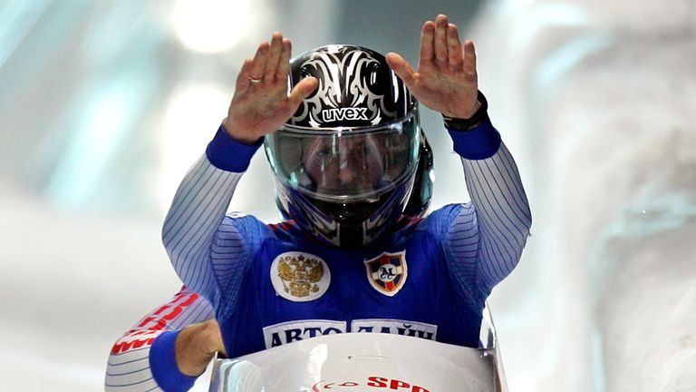 Russian bobsleigh superstar Alexandr Zubkov was stripped of his Sochi gold after being found guilty of doping