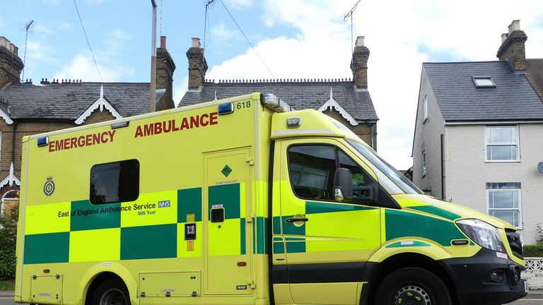 Lucy Bambridge, worked for the East of England Ambulance Service, said she had received 'limited training'