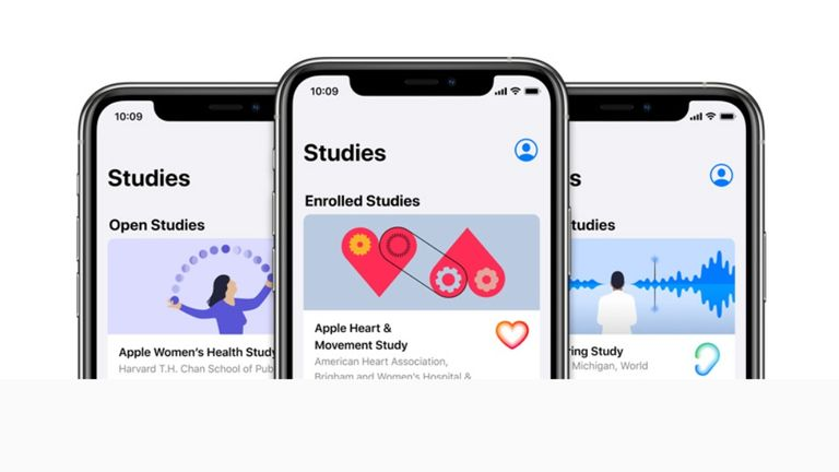 Apple launches Research app to gather customers' healthcare data