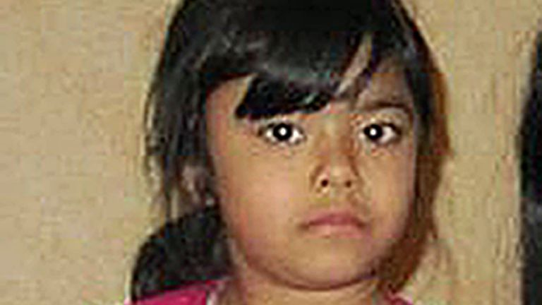 Ayesha Ali was abused and killed by her mother who thought she was possessed