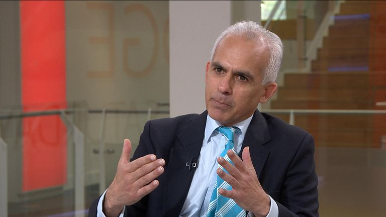 Brexit Party MEP Ben Habib