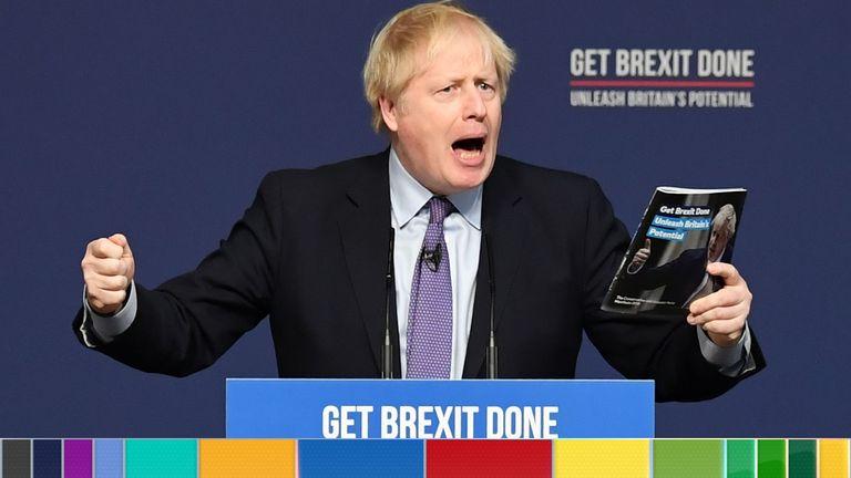 Boris Johnson has pledged 50,000 more NHS nurses