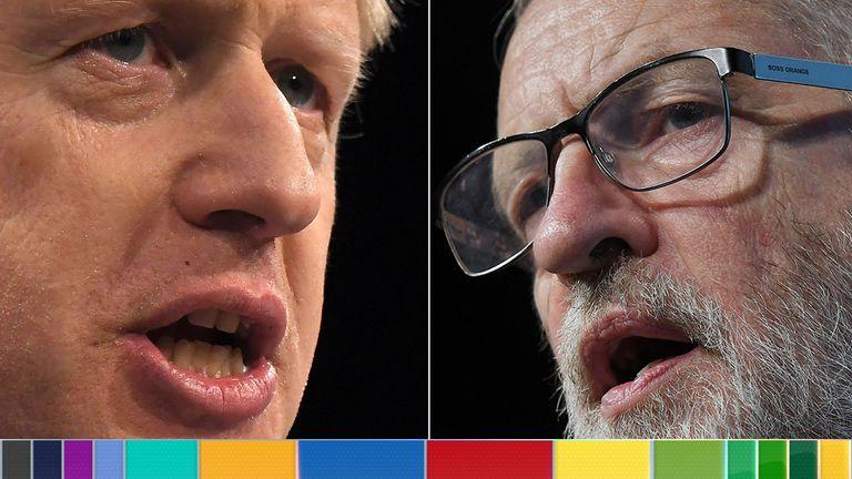 Boris Johnson and Jeremy Corbyn have had a tough week