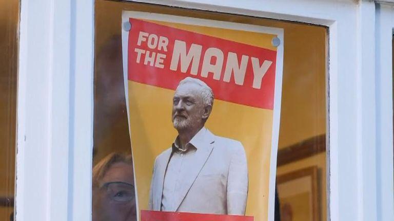 Jeremy Corbyn is hoping to take Bristol West.