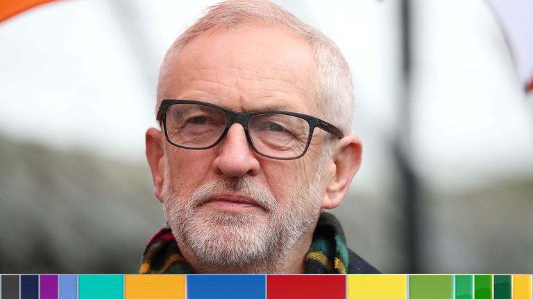 Jeremy Corbyn has been accused of failing to deal with antisemitism in Labour
