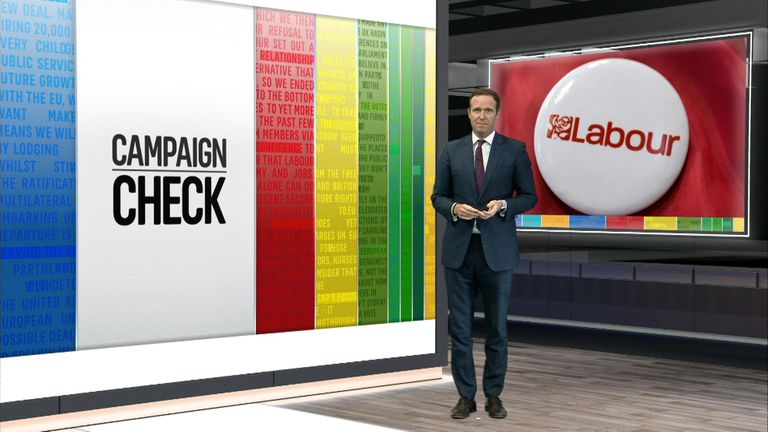 Sky's economics editor Ed Conway has been looking at Labour's manifesto and whether the numbers stack up.