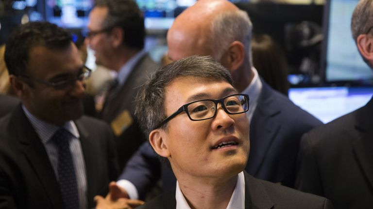 Fitbit CEO