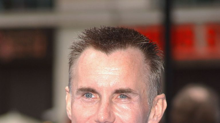 ONDON - APRIL 02: TV chef Gary Rhodes arrives at the UK Premiere of 'Ice Age 2: The Meltdown' at the Empire Leicester Square on April 2, 2006 in London, England. (Photo by David Westing/Getty Images)