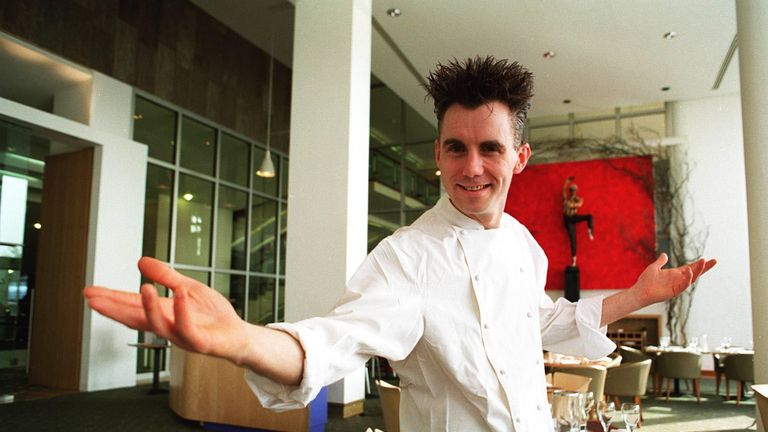 Image result for gary rhodes""