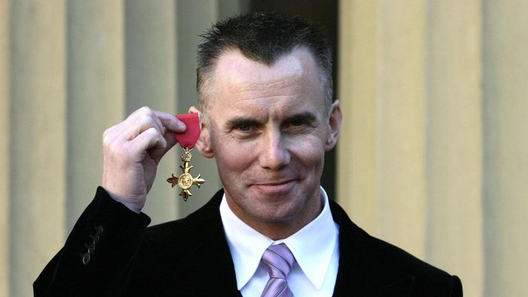 Rhodes was awarded an OBE for services to the hospitality industry in 2006