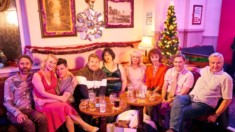 Gavin and Stacey are back for a Christmas special, 10 years after last appearing on our screens