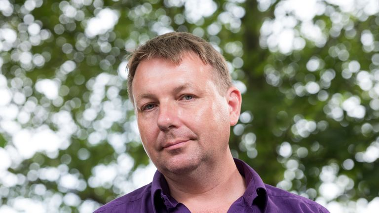 Professor Danny Dorling teaches geography at the University of Oxford