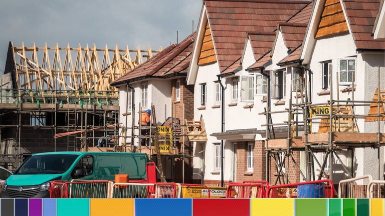 Labour want to build 150,000 homes a year