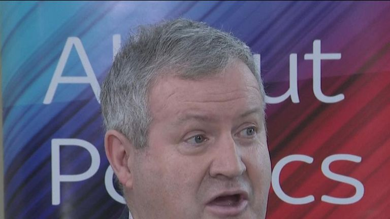 Ian Blackford says Scotland is a rich country