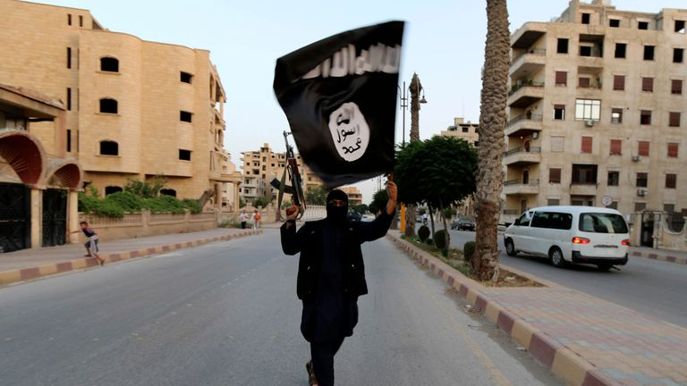 Islamic State in Iraq and the Levant (ISIL)