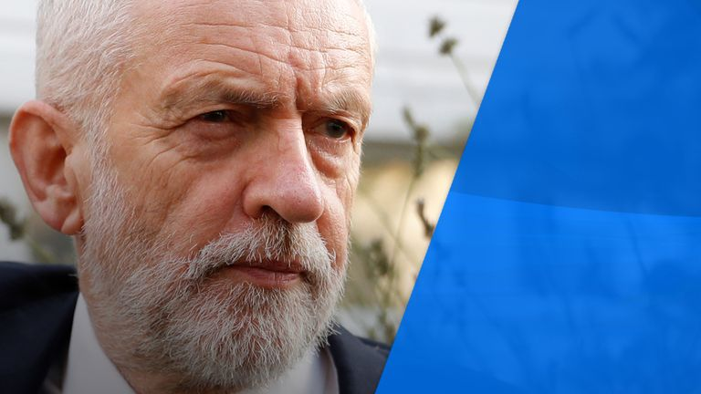 Jeremy Corbyn says he is up for an election but many of his MPs appear nervous of losing their seat