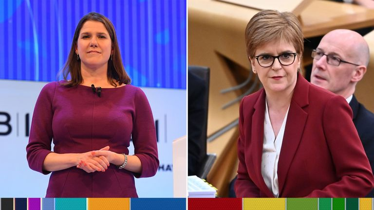 The Lib Dems and SNP will not take part in the ITV leaders' debate
