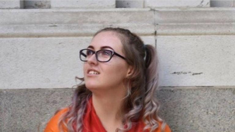 Jodie Chesney died aged 17. Pic: Met Police