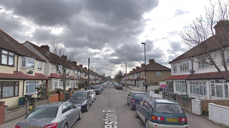 A man was kidnapped on Keston Road in Thornton Heath