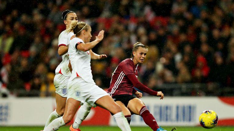Klara Buhl scored the winner late on