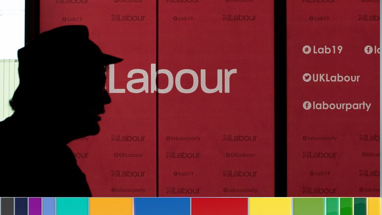 Labour faced a cyber attack, it said