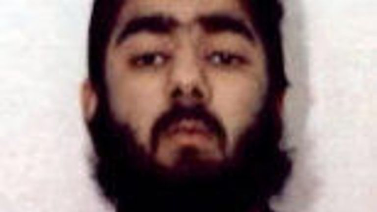 Undated handout photo issued by West Midlands Police of Usman Khan, 20, one of nine members of an al Qaida-inspired terror group that plotted to bomb the London Stock Exchange and build a terrorist training camp, who has been jailed for a minimum term of eight years. He has been named as the perpetrator of an attack on London Bridge on Friday. PRESS ASSOCIATION Photo. Picture date: Saturday November 30, 2019. See PA story POLICE LondonBridge. Photo credit should read: West Midlands Police/PA Wir