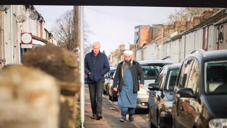 Mark Austin visits Peterborough