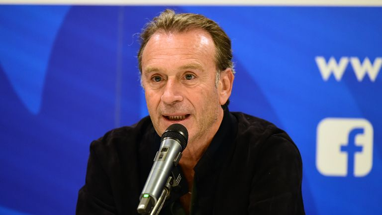Massimo Cellino made the derogatory comment on Monday