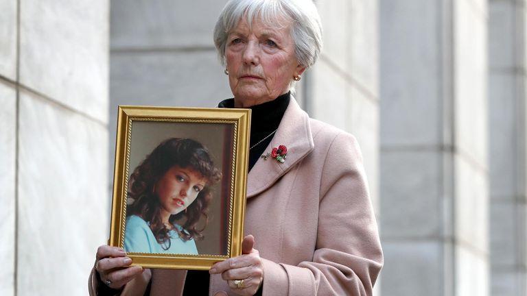Helen McCourt still