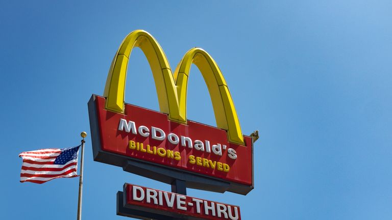McDonald's switched to cage-free eggs and antibiotic-free chicken under Steve Easterbrook