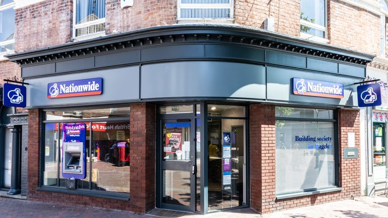Nationwide is a member-owned building society