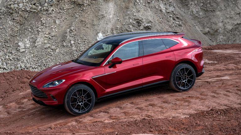 Pic: Aston Martin