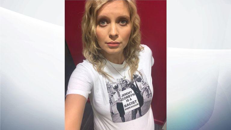 Rachel Riley Pic: Twitter/@RachelRileyRR