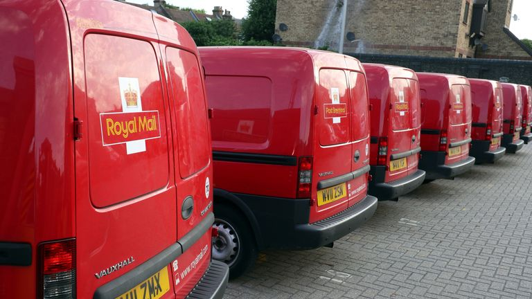 Royal Mail says it is 'disappointed' by the Supreme Court's judgment